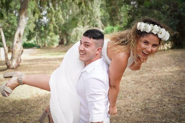 במה שונים צילומי חתונה מצילומי אירועים אחרים
