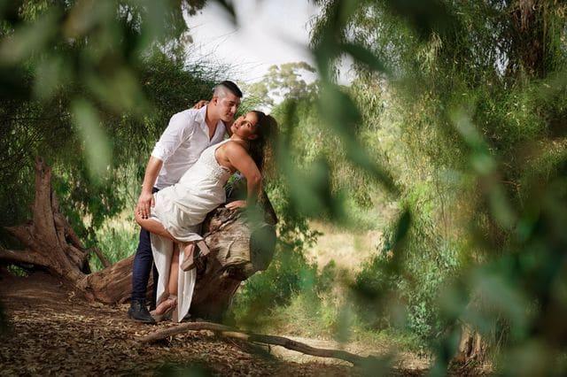 סוגי חבילות לצילום חתונה