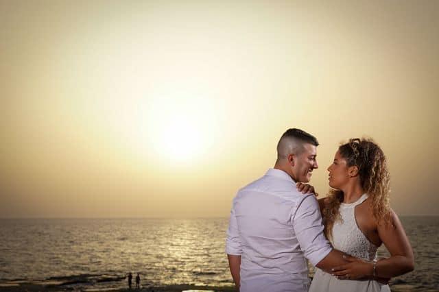 צלם לחתונה בתל אביב