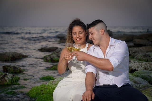 צלם לחתונה בזול בחולון